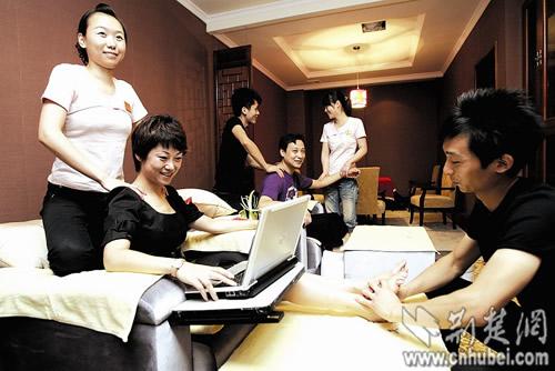 武汉本地业内分三派各成足疗态度与体系视频不一v业内专家怎么做图片